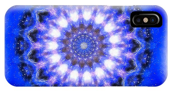 Mystic Mandala IPhone Case