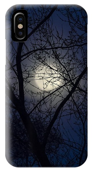 Mystic Moon IPhone Case
