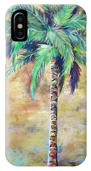 Mystic Palm IPhone Case