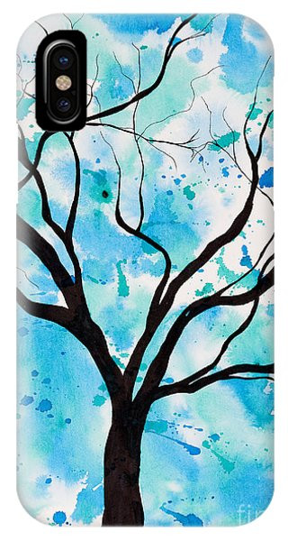 Mystic Tree IPhone Case