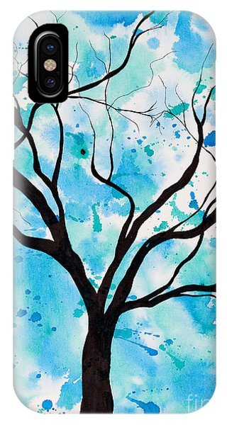 Mystic Tree IPhone Case