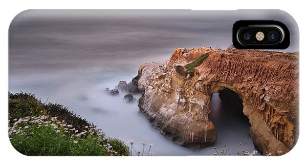 Seagull iPhone Case - Mystical Cave by Larry Marshall