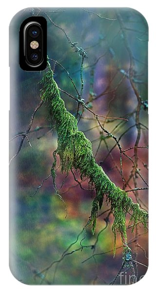 Mystical Moss - Series 1/2 IPhone Case