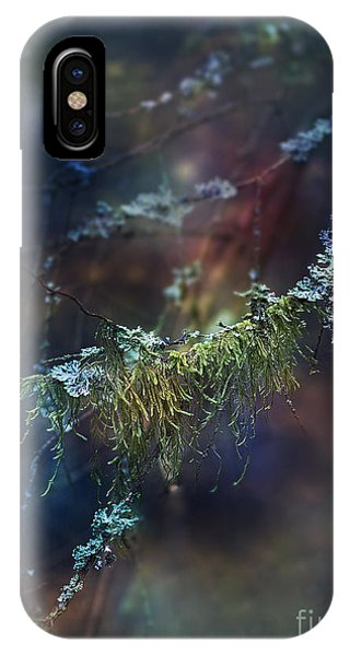 Mystical Moss - Series 2/2 IPhone Case