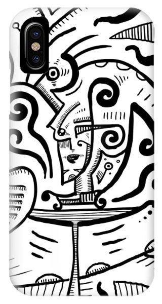 Mystical Powers - Surrealism IPhone Case