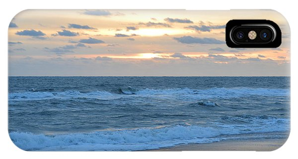 IPhone Case featuring the photograph Nags Head 11/23 by Barbara Ann Bell