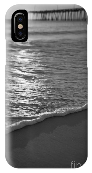 Nags Head First Light Bw IPhone Case