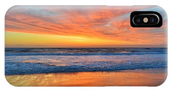 Nags Head Sunrise  IPhone Case
