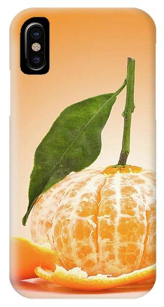 Naked Orange IPhone Case