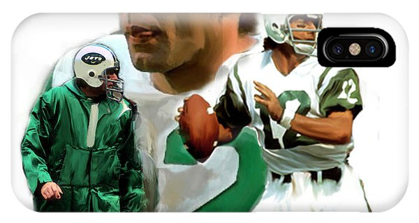 Namath  Joe Namath IPhone Case