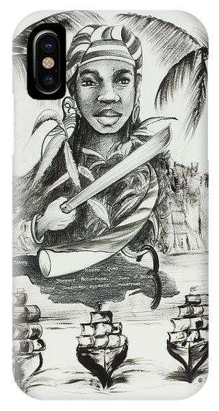 Nanny Of The Maroons IPhone Case