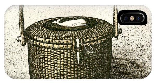 Nantucket Basket IPhone Case