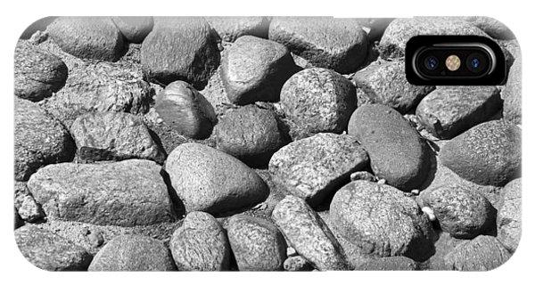 Nantucket Cobblestones IPhone Case