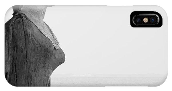 Nantucket Figurehead IPhone Case