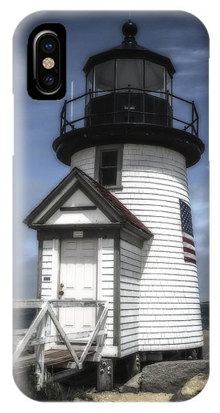 Nantucket Lighthouse IPhone Case
