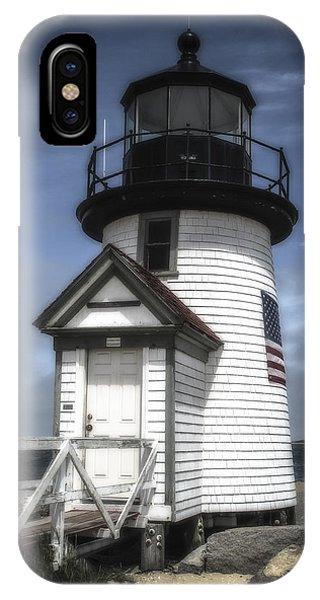 Nantucket Lighthouse IPhone Case
