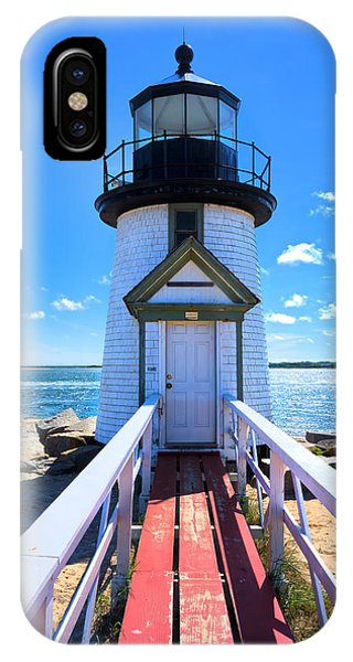 Nantucket Lighthouse - Y3 IPhone Case