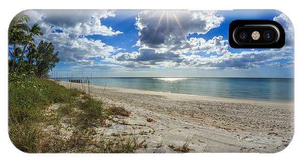 Naples, Florida Beach IPhone Case