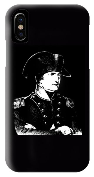 Military iPhone Case - Napoleon Bonaparte by War Is Hell Store