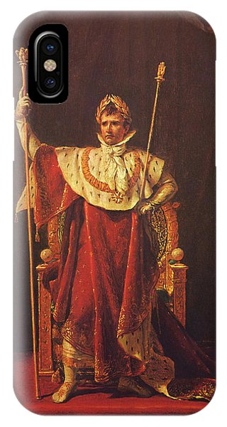 Military iPhone Case - Napoleon by War Is Hell Store