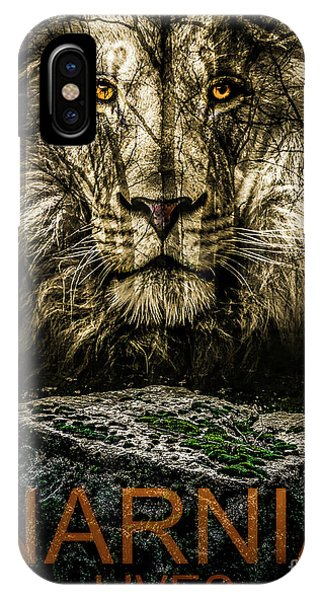 Narnia Lives IPhone Case
