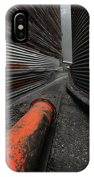Narrow Passage IPhone Case