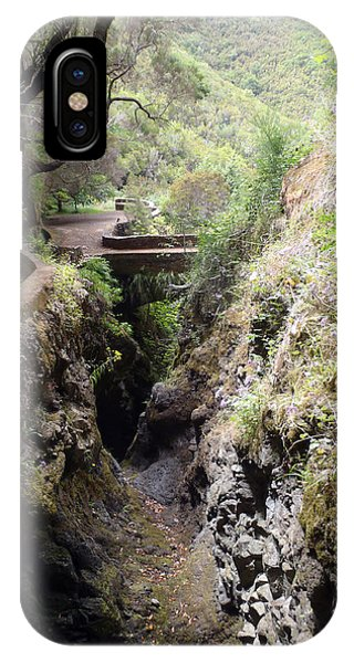 Narrow Path IPhone Case