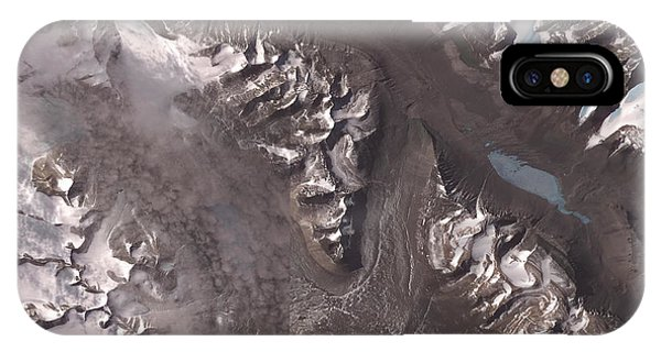 Nasa Image-dry Valleys, Antarctica-2 IPhone Case