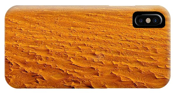 Nasa Image-namib-naukluft National Park-3  IPhone Case
