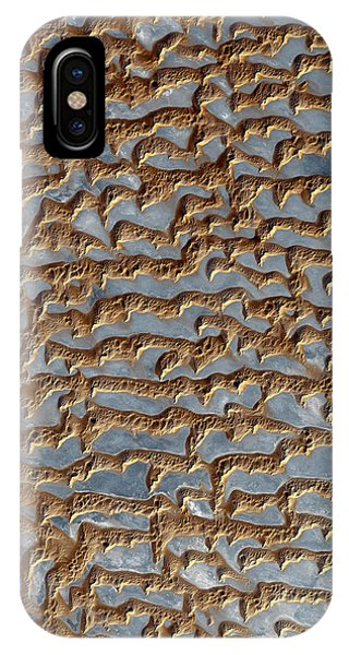 Nasa Image-rub' Al Khali, Arabia-2 IPhone Case