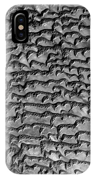 Nasa Image-rub' Al Khali, Arabia-3 IPhone Case