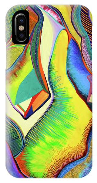 Nascent Bud IPhone Case