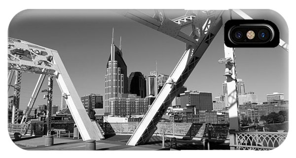 Nashville IPhone Case