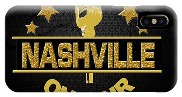 Nashville On The Air IPhone Case