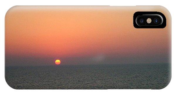 Nassau Sunset IPhone Case