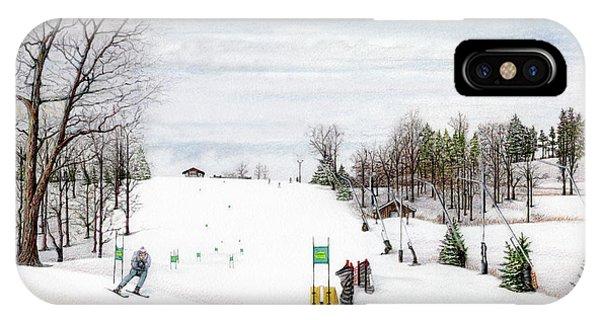 Nastar At Seven Springs Mountain Resort IPhone Case