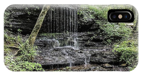 Natchez Trace Waterfall IPhone Case