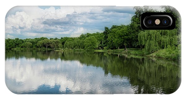 Nathanael Greene Park IPhone Case