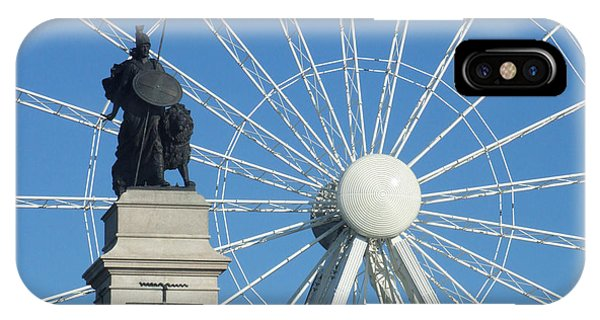 National Armada Memorial IPhone Case