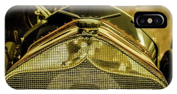 Indy Race Car Museum IPhone Case
