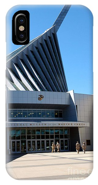 National Museum Of The Marine Corps Quantico IPhone Case