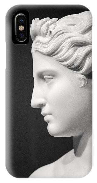 National Portrait Gallery Statue Profile IPhone Case
