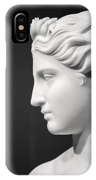 National Portrait Gallery Statue Profile IPhone Case