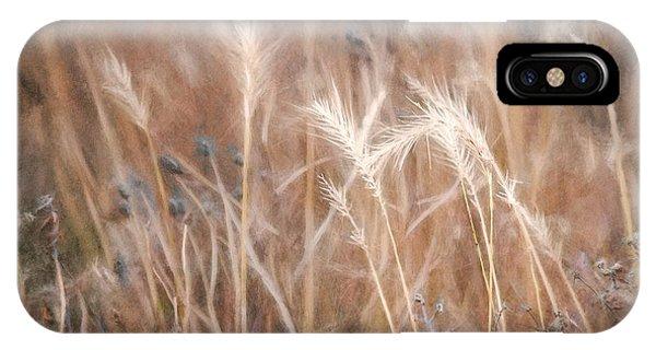 Native Grass IPhone Case