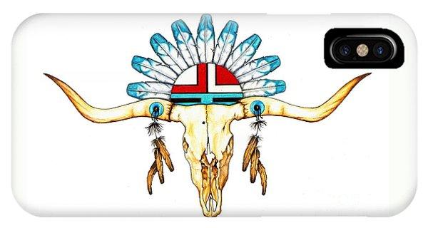 Native Guide IPhone Case