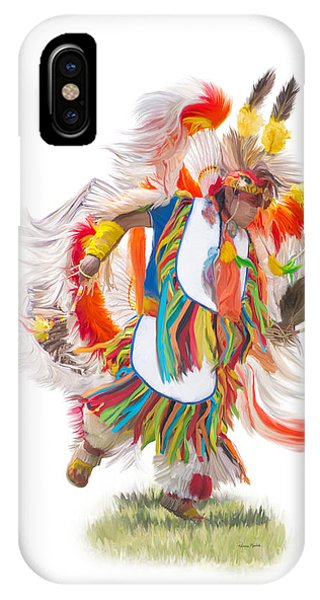 Native Rhythm IPhone Case