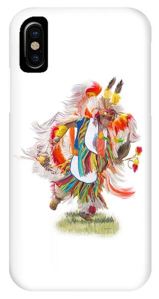 Native Rhythm IPhone Case