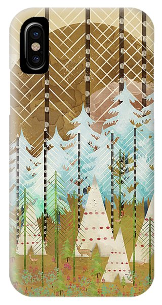 Native iPhone Case - Native Summer by Bri Buckley