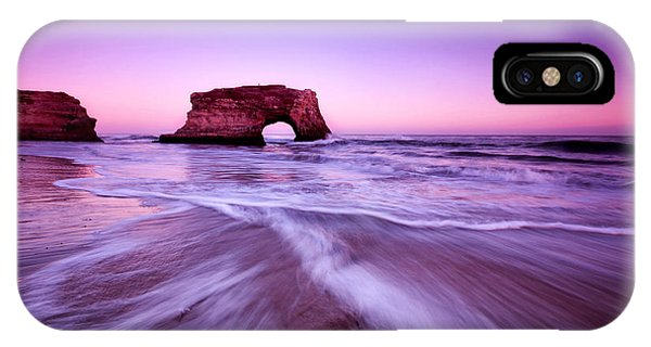 IPhone Case featuring the photograph Natural Bridges by Matt Hanson