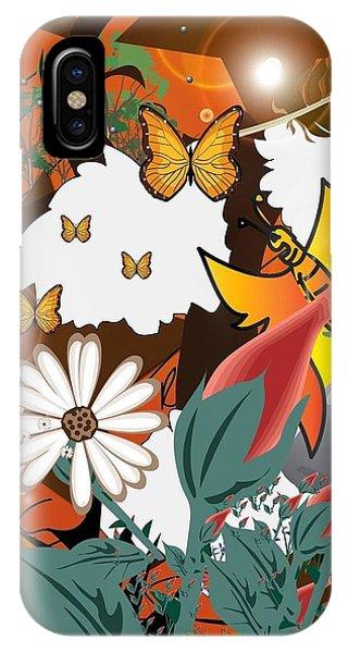 Natural Color Life IPhone Case